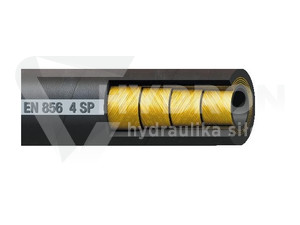 "Wąż hydrauliczny 4SP DN25 (1"") SEMPERIT 320bar"